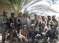Looking for Payoff in Iraq