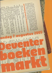 Deventer boekenmarkt 2005 image