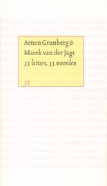 33 letters, 33 woorden image