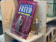 Amsterdam - Reading about Freud image