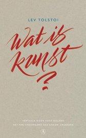 Lev Tolstoj - Wat is kunst? image