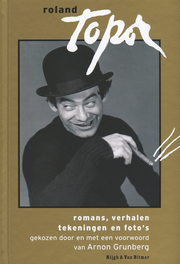 Roland Topor - Romans, verhalen, tekeningen en foto's image